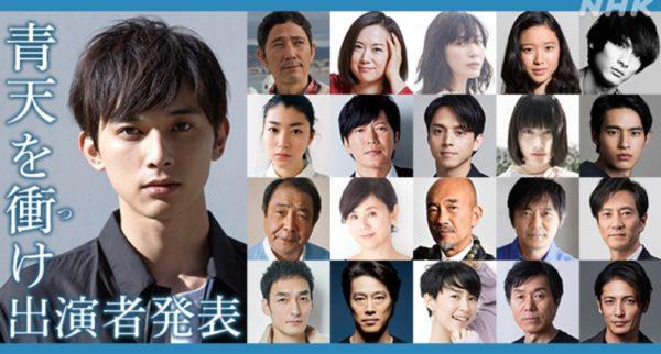2021年大河ドラマ「青天を衝け」